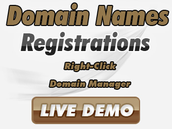 Reasonably priced domain name registration